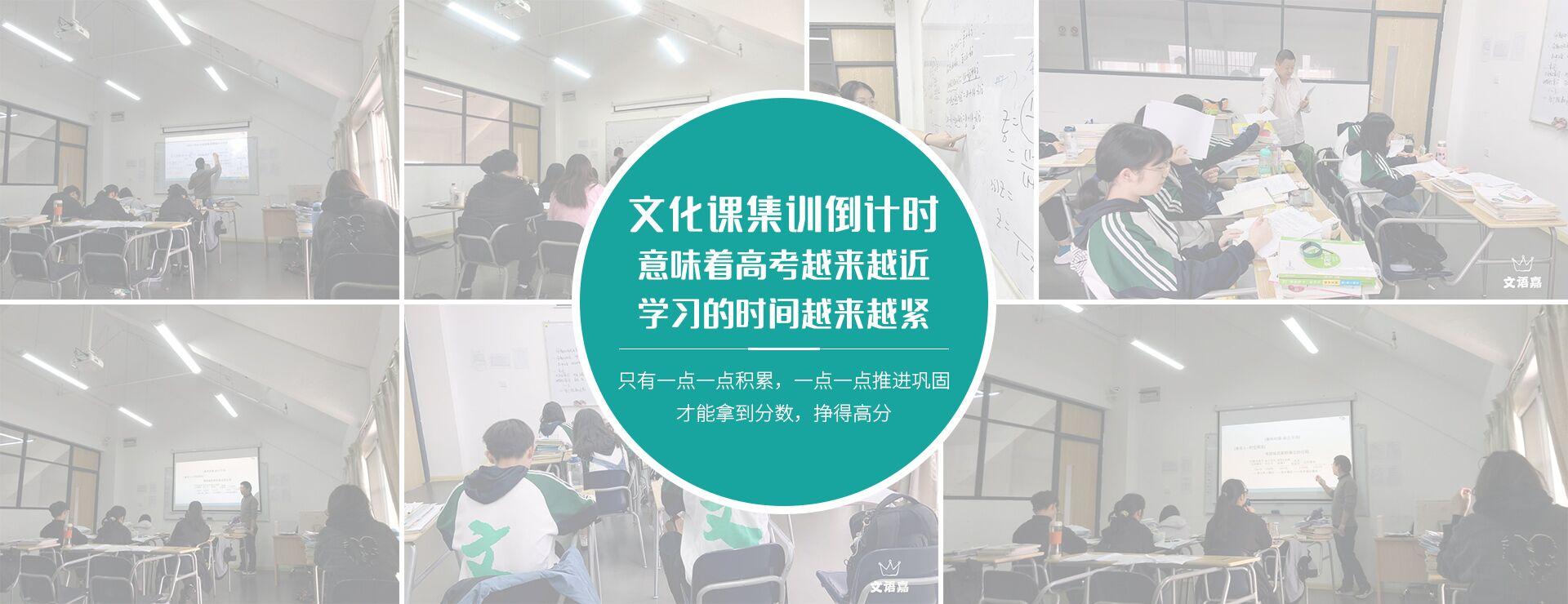 武汉艺考生文化课辅导